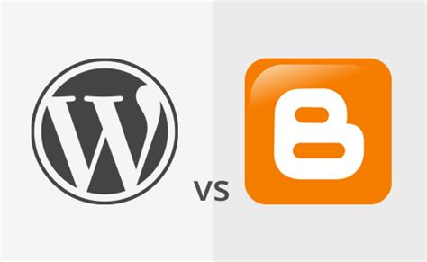 blogger vs blogspot wordpress vs blogger which one is better pros and cons