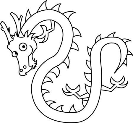 how to draw new year animals step 714 how to draw dragons with easy step by