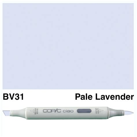 Copic Multiliner Pen Lavender Set copic australia copic ciao bv31 pale lavender