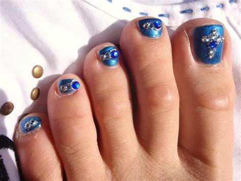 Toe Nail Designs by Pedicures Just Got Better With These 50 Toe Nail Designs
