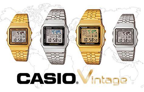 Casio Edifice A500 montres casio monting