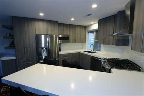 kitchen cabinets santa ana santa ana modern gray u shaped kitchen remodel with sophia