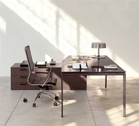 Home Office Furniture Ideas For Comfort And Ergonomic Simple Desks For Home Office