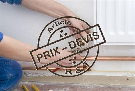Travaux De Plomberie Prix 3985 by Travaux De Plomberie Prix Travaux De Plomberie