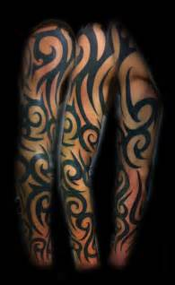 tatto tribal half sleeve tattoos for women
