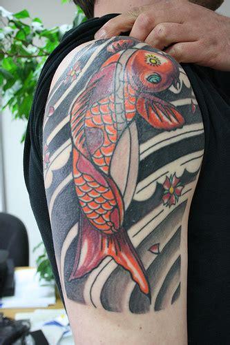 koi shoulder arm tattoo ideas tattoo designs koi fish sleeve tattoo designs sleeve tattoo designs