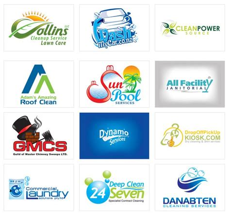 Free Home Design Services by 14 Vector Cleaning Logo Images Free Logos Cleaning