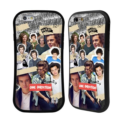One Y1884 Iphone 6 6s official one direction fan designs hybrid for