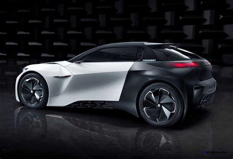 peugeot concept cars 2015 peugeot fractal concept