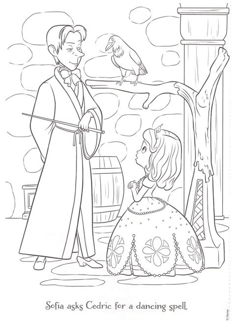 sofia coloring pages pdf sofia the first coloring 2 princess sofia coloring page