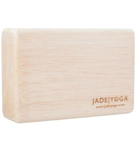 Shoran Jade Therapy Pillow Small jade balsa superlight block small 11oz at yogaoutlet