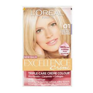 excellence hair color l or 233 al excellence creme with pro keratin permanent