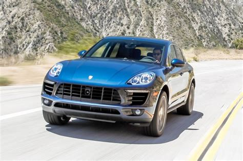 porsche macan 2016 blue 2016 porsche macan turbo blue book value what s my car worth