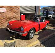 1971 Triumph Spitfire All Done And Ready To Go Home