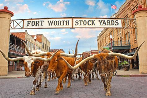 Fort Worth On The Cheap Beautiful And Cheap Honeymoon Locations In
