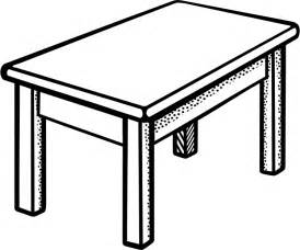 template drawing table best table clipart 12517 clipartion