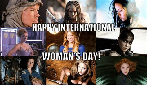 Womans Day Meme - happyinternational woman s day meme on sizzle