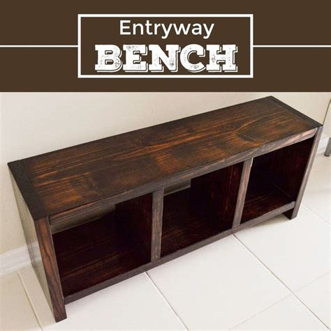 diy entryway bench with storage entry bench with storage plans best storage design 2017