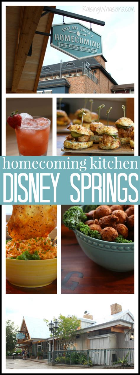 homecoming kitchen 5 best eats homecoming kitchen at disney springs review