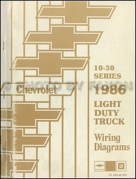 1986 chevy k5 wiring diagram get free image about wiring