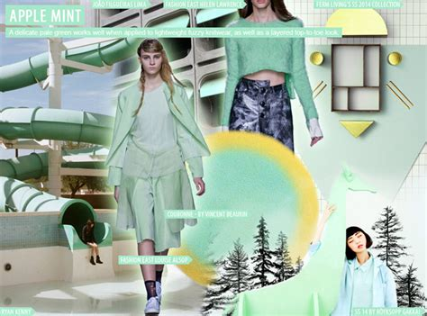 fashion colors for 2016 trends spring summer women s color s s 2016 pastel