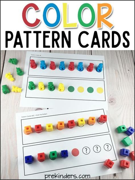 pattern learning games 200 best math activities pre k preschool images on