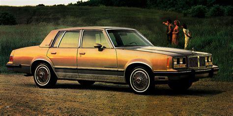 how it works cars 1984 pontiac bonneville electronic throttle control 1984 pontiac bonneville information and photos momentcar
