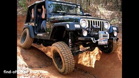 jeep wrangler rubicon offroad jeep wrangler rubicon off road action black betty youtube