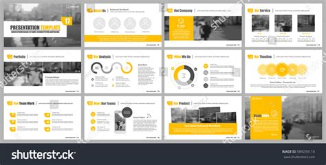 infographic book layout elements infographics presentations templates leaflet