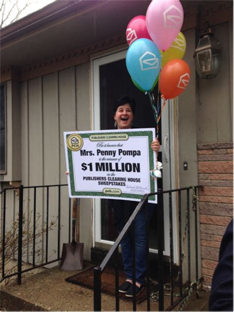 Who Won Publishers Clearing House 2016 - who won the 2014 publishers clearing house 2014 prize autos post