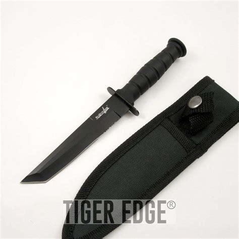 survival tanto 7 5 quot miniature black tanto combat survival knife