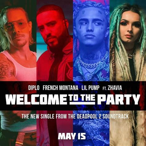 lil pump welcome to the party lyrics download mp3 welcome to the party diplo french montana