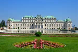 Flower Curtains Upper Belvedere Vienna Austria 1