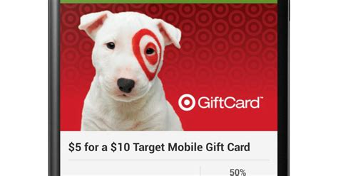 5 For 10 Target Gift Card - free is my life groupon pay 5 for a 10 target gift card limited time offer via