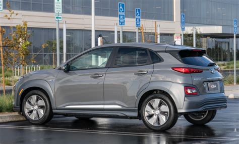 Hyundai Electric Suv 2020 by 2019 Hyundai Kona Electric Suv Review And Colors 2019