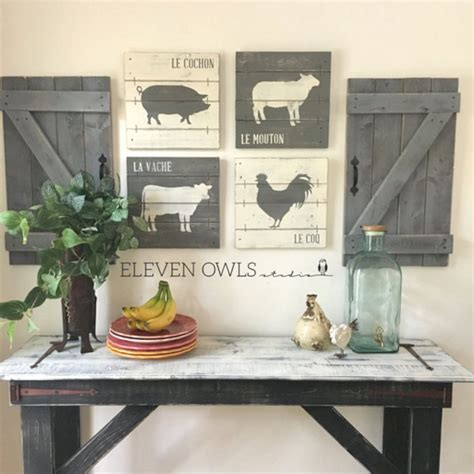 farmhouse kitchen decor ideas farmhouse kitchen wall decor ideas 24 spaces