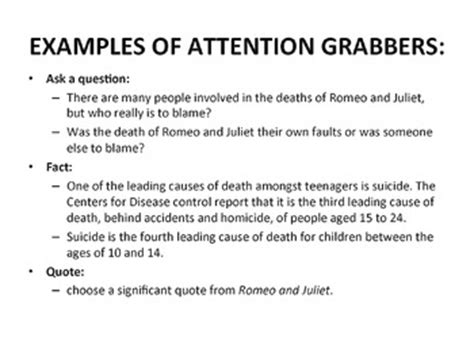 Attention Romeos by Romeo And Juliet Persuasive Essay Packet By Ilove2teach Tpt