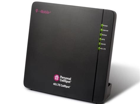 t mobile s 4g lte cellspot is a mini tower for your home