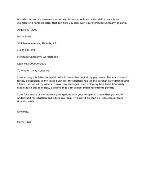 Letter Of Financial Support For A Family Member Template Exle Financial Support Template