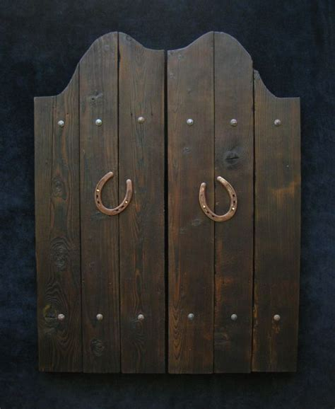 west saloon doors distressed western swinging hinge