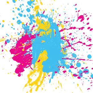 can you black people use splat play ideas spray painting