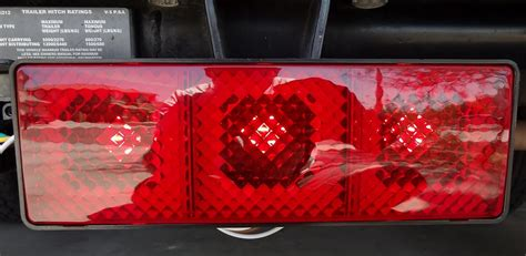 lighted hitch covers trucks lighted hitch cover brake light turn signals running light