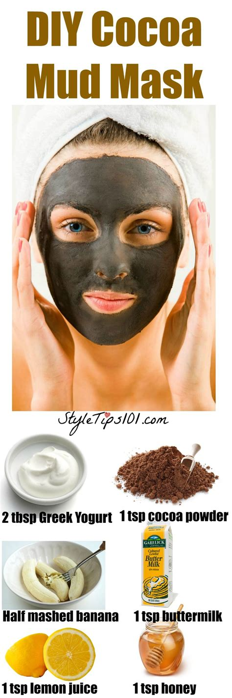 Masks For Greasy Skin by Diy Mud Mask For Acne Prone And Skin Masking