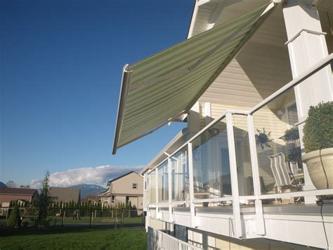 Patio Awning Fabric Canada Mr Cover All Burnaby Patio Awnings
