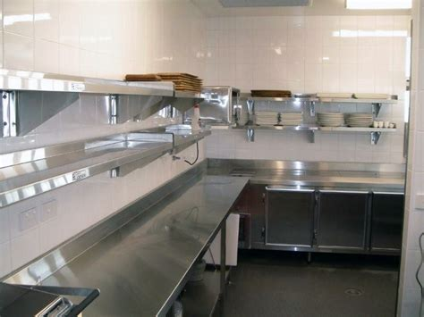 Commercial Kitchen Design Ideas Www Stainlesssteeltile Likes The Small Commercial Kitchen Posts Related To Small