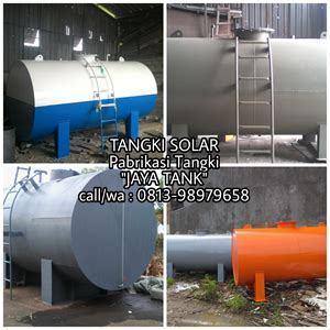 Tangki Solar 6 000 Liter jual tangki solar 1000 liter tangki bbm 1000 liter harga
