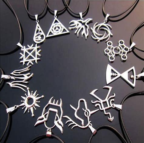 Exo Symbol Necklace exo symbols necklaces south korea