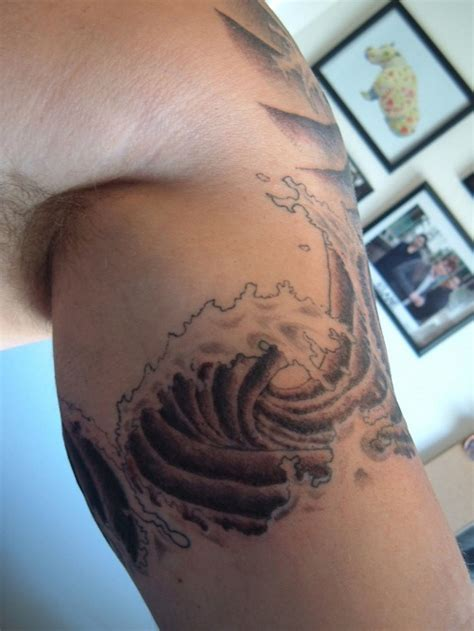 tattoo wave pictures wave tattoos designs ideas and meaning tattoos for you