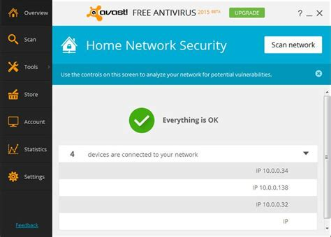 avast free antivirus 2015 in one click virus free