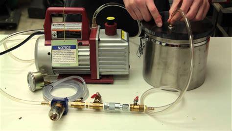 diy vacuum diy vacuum chamber setup